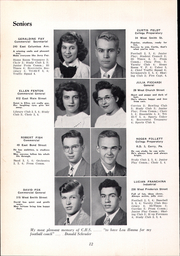Page 16, 1949 Edition, Corry Area High School - Corrian Yearbook (Corry, PA) online yearbook collection