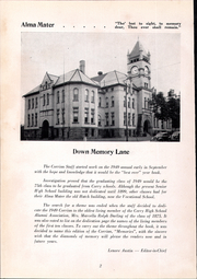 Page 6, 1949 Edition, Corry Area High School - Corrian Yearbook (Corry, PA) online yearbook collection