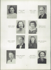 Page 12, 1955 Edition, Central High School - Panther Yearbook (York, PA) online yearbook collection