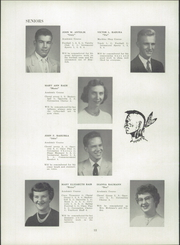 Page 16, 1955 Edition, Central High School - Panther Yearbook (York, PA) online yearbook collection