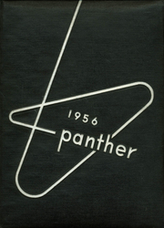 1956 Edition, Central High School - Panther Yearbook (York, PA)