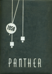 1958 Edition, Central High School - Panther Yearbook (York, PA)
