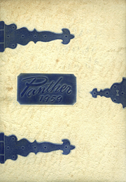 1959 Edition, Central High School - Panther Yearbook (York, PA)