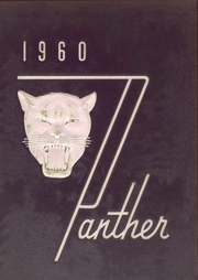 1960 Edition, Central High School - Panther Yearbook (York, PA)