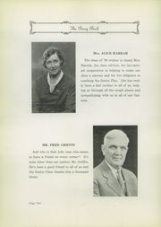 Page 14, 1936 Edition, Cranberry High School - Berry Bush Yearbook (Seneca, PA) online yearbook collection