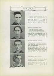 Page 16, 1936 Edition, Cranberry High School - Berry Bush Yearbook (Seneca, PA) online yearbook collection