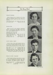 Page 17, 1936 Edition, Cranberry High School - Berry Bush Yearbook (Seneca, PA) online yearbook collection