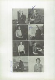 Page 12, 1939 Edition, Cranberry High School - Berry Bush Yearbook (Seneca, PA) online yearbook collection