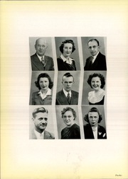 Page 16, 1943 Edition, Cranberry High School - Berry Bush Yearbook (Seneca, PA) online yearbook collection