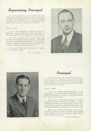Page 12, 1949 Edition, Cranberry High School - Berry Bush Yearbook (Seneca, PA) online yearbook collection
