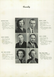 Page 14, 1949 Edition, Cranberry High School - Berry Bush Yearbook (Seneca, PA) online yearbook collection