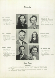 Page 16, 1949 Edition, Cranberry High School - Berry Bush Yearbook (Seneca, PA) online yearbook collection