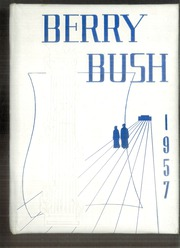 Page 1, 1957 Edition, Cranberry High School - Berry Bush Yearbook (Seneca, PA) online yearbook collection
