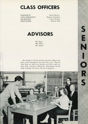 Page 15, 1957 Edition, Cranberry High School - Berry Bush Yearbook (Seneca, PA) online yearbook collection