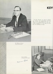 Page 8, 1957 Edition, Cranberry High School - Berry Bush Yearbook (Seneca, PA) online yearbook collection