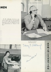 Page 9, 1957 Edition, Cranberry High School - Berry Bush Yearbook (Seneca, PA) online yearbook collection