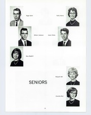 Page 17, 1966 Edition, Cranberry High School - Berry Bush Yearbook (Seneca, PA) online yearbook collection