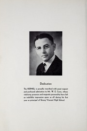 Page 10, 1935 Edition, Strong Vincent High School - Spokesman Yearbook (Erie, PA) online yearbook collection