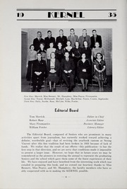 Page 14, 1935 Edition, Strong Vincent High School - Spokesman Yearbook (Erie, PA) online yearbook collection