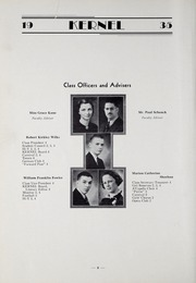 Page 16, 1935 Edition, Strong Vincent High School - Spokesman Yearbook (Erie, PA) online yearbook collection