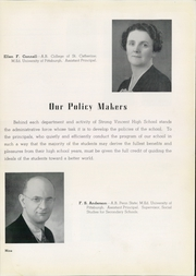 Page 13, 1942 Edition, Strong Vincent High School - Spokesman Yearbook (Erie, PA) online yearbook collection