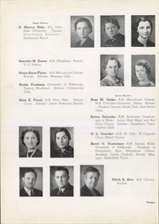 Page 14, 1942 Edition, Strong Vincent High School - Spokesman Yearbook (Erie, PA) online yearbook collection