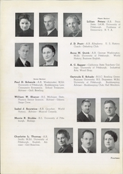 Page 16, 1942 Edition, Strong Vincent High School - Spokesman Yearbook (Erie, PA) online yearbook collection