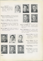 Page 17, 1942 Edition, Strong Vincent High School - Spokesman Yearbook (Erie, PA) online yearbook collection