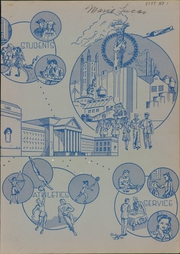 Page 3, 1942 Edition, Strong Vincent High School - Spokesman Yearbook (Erie, PA) online yearbook collection