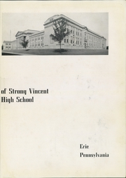 Page 7, 1942 Edition, Strong Vincent High School - Spokesman Yearbook (Erie, PA) online yearbook collection