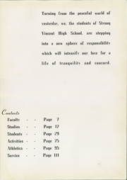 Page 9, 1942 Edition, Strong Vincent High School - Spokesman Yearbook (Erie, PA) online yearbook collection