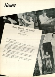 Page 12, 1949 Edition, Strong Vincent High School - Spokesman Yearbook (Erie, PA) online yearbook collection