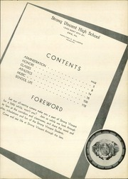 Page 5, 1949 Edition, Strong Vincent High School - Spokesman Yearbook (Erie, PA) online yearbook collection