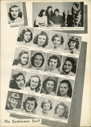 Page 7, 1949 Edition, Strong Vincent High School - Spokesman Yearbook (Erie, PA) online yearbook collection