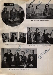Page 10, 1950 Edition, Strong Vincent High School - Spokesman Yearbook (Erie, PA) online yearbook collection