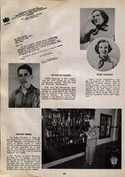 Page 14, 1950 Edition, Strong Vincent High School - Spokesman Yearbook (Erie, PA) online yearbook collection