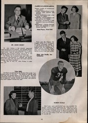 Page 15, 1950 Edition, Strong Vincent High School - Spokesman Yearbook (Erie, PA) online yearbook collection