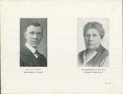 Page 8, 1921 Edition, Meadville Area High School - Red and Black Yearbook (Meadville, PA) online yearbook collection