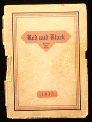 Page 1, 1932 Edition, Meadville Area High School - Red and Black Yearbook (Meadville, PA) online yearbook collection