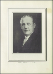Page 13, 1933 Edition, Meadville Area High School - Red and Black Yearbook (Meadville, PA) online yearbook collection