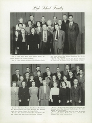 Page 10, 1949 Edition, Meadville Area High School - Red and Black Yearbook (Meadville, PA) online yearbook collection