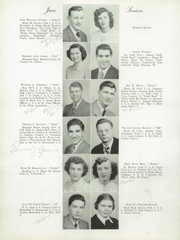 Page 14, 1949 Edition, Meadville Area High School - Red and Black Yearbook (Meadville, PA) online yearbook collection