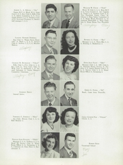 Page 17, 1949 Edition, Meadville Area High School - Red and Black Yearbook (Meadville, PA) online yearbook collection