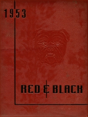 Page 1, 1953 Edition, Meadville Area High School - Red and Black Yearbook (Meadville, PA) online yearbook collection