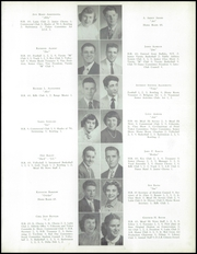 Page 13, 1953 Edition, Meadville Area High School - Red and Black Yearbook (Meadville, PA) online yearbook collection