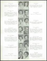 Page 16, 1953 Edition, Meadville Area High School - Red and Black Yearbook (Meadville, PA) online yearbook collection