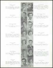 Page 17, 1953 Edition, Meadville Area High School - Red and Black Yearbook (Meadville, PA) online yearbook collection
