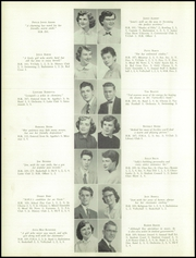 Page 12, 1954 Edition, Meadville Area High School - Red and Black Yearbook (Meadville, PA) online yearbook collection