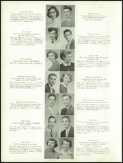 Page 14, 1954 Edition, Meadville Area High School - Red and Black Yearbook (Meadville, PA) online yearbook collection