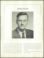 Page 7, 1954 Edition, Meadville Area High School - Red and Black Yearbook (Meadville, PA) online yearbook collection